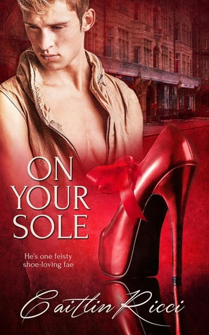 Caitlin Ricci - On Your Sole Cover