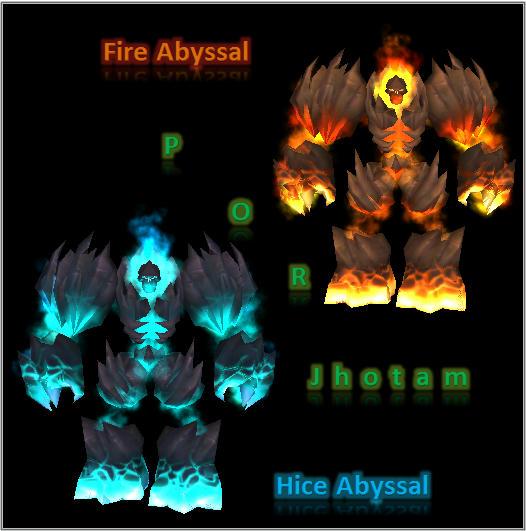 Abismales (hielo y fuego) _ Por Jhotam Rbt07qbgwrxircxfg