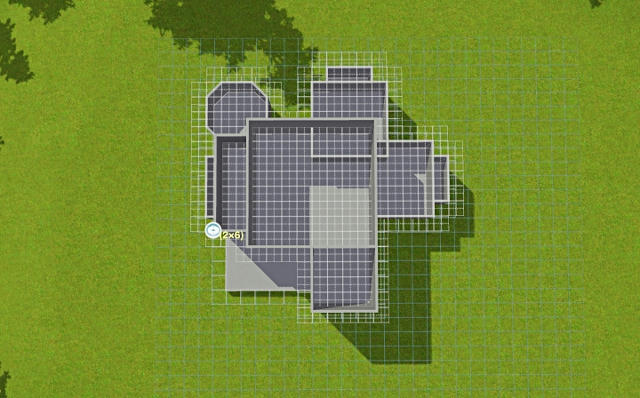 [Débutant] - Du carré à la maison victorienne - La maison bleue B1mv9vdts9w5xolzg