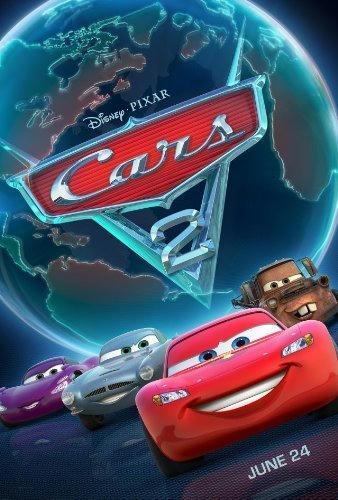 نقد و بررسی انیمیشن Cars 2 ( ماشین ها 2 )