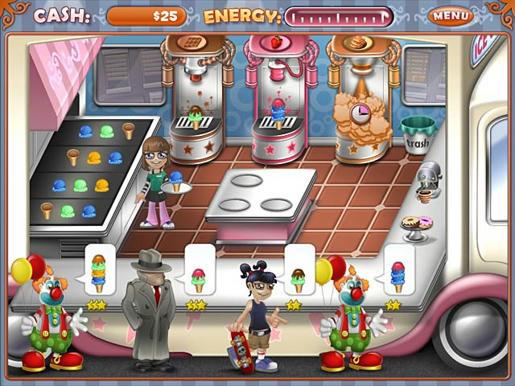Ice Cream Craze - Tycoon Takeover ภาพตัวอย่าง 02