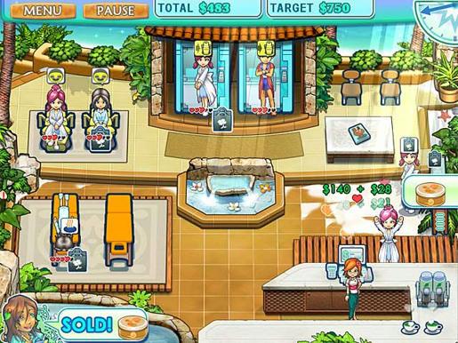 Sally's Spa ภาพตัวอย่าง 01