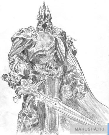 Учим рисовать лезвие меча. Как правильно рисовать мечи?