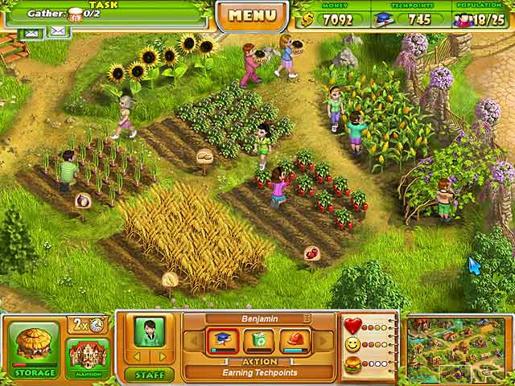 Farm Tribe 2 ภาพตัวอย่าง 03