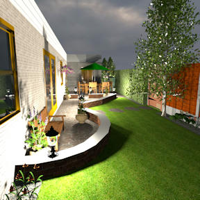sweet home 3d forum view thread my real home with extension. Black Bedroom Furniture Sets. Home Design Ideas