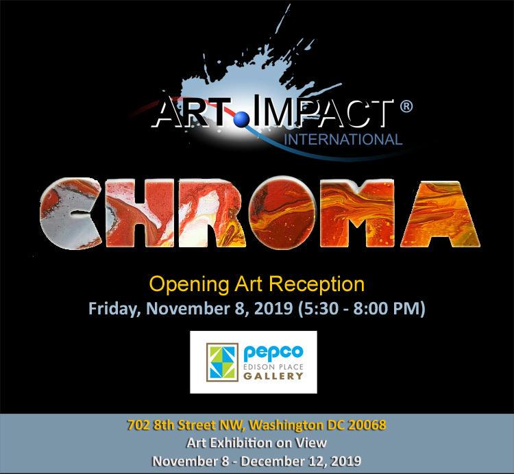 CHROMA Digital Invitation