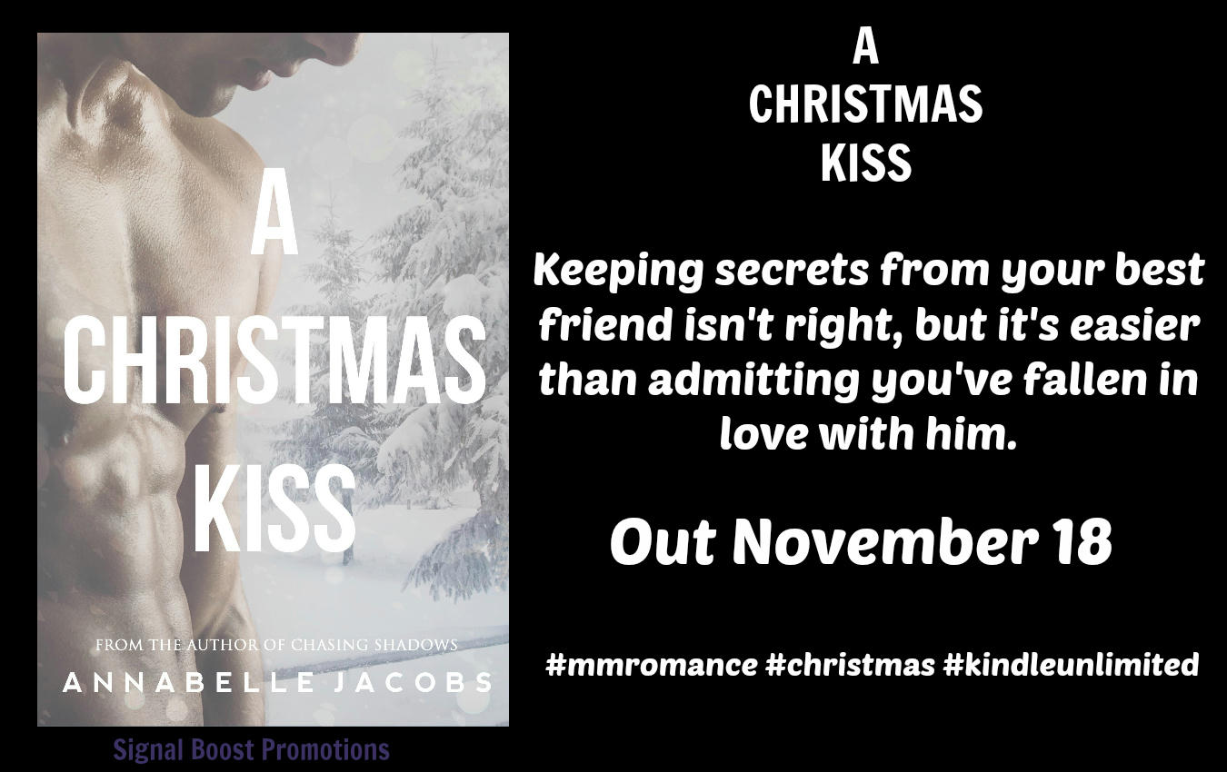 Annabelle Jacobs - A Christmas Kiss Banner