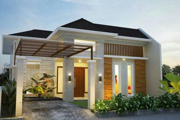 Contoh Desain Rumah Minimalis Terbaru 2018 Frideas