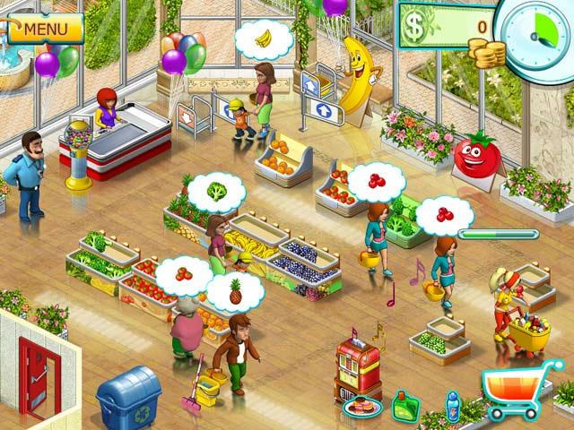 Supermarket Mania 2 ภาพตัวอย่าง 01