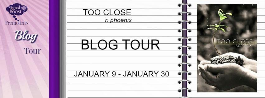 R. Phoenix - Too Close BT Banner