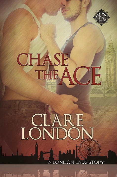 Clare London - Chase The Ace Cover