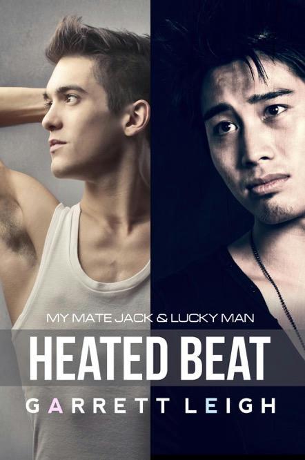 Garrett Leigh - Heated Beat Cover