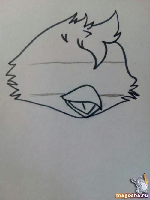 Как научиться рисовать милую Чику