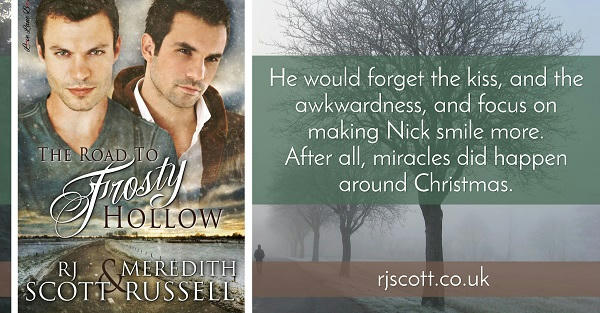 R.T. Scott & Meredith Russell - The Road to Frosty Hollow Teaser 1