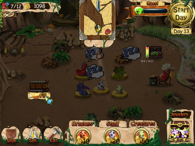 Dragon Keeper ScreenShot02