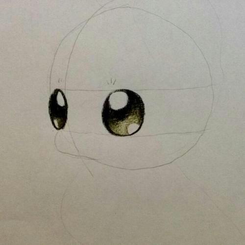 Как научиться рисовать аниме лисичку цветными карандашами