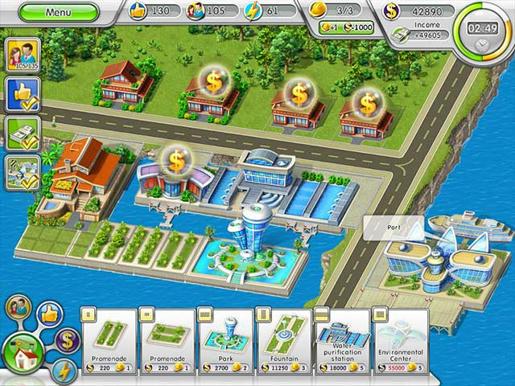 Green City - Go South ภาพตัวอย่าง 02