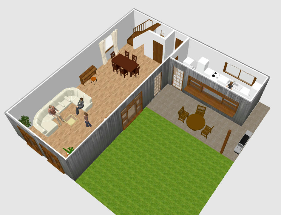 Sweet home 3d forum view thread shipping container homes solar panels - How much to build a container home ...