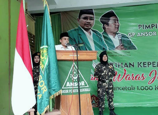 Grand Opening PKD, Ketua DPRD : Kota Tasik Jangan Krisis Kepemimpinan