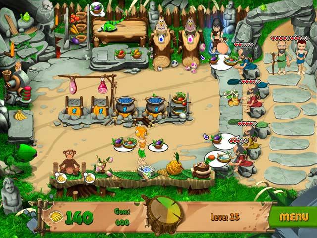 Stone Age Cafe ภาพตัวอย่าง 01