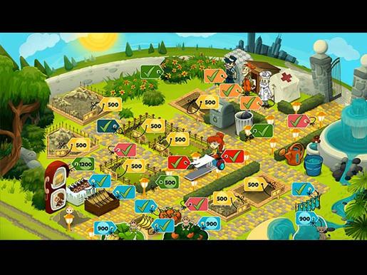 Incredible Zoo ภาพตัวอย่าง 01