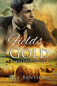 Dev Bentham - Fields of Gold Cover s