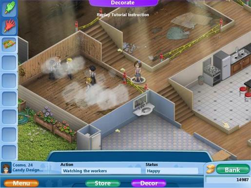 Virtual Families 2 ภาพตัวอย่าง 03