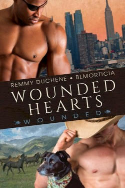 Remmy Duchene & BLMorticia - Wounded Hearts Cover