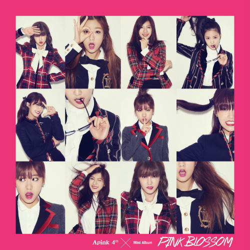 Apink Pink Blossom