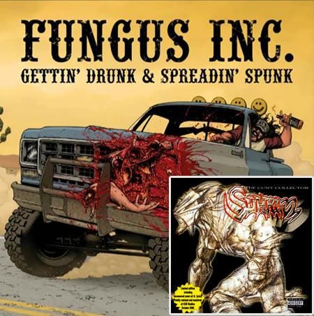 Fungus Inc.