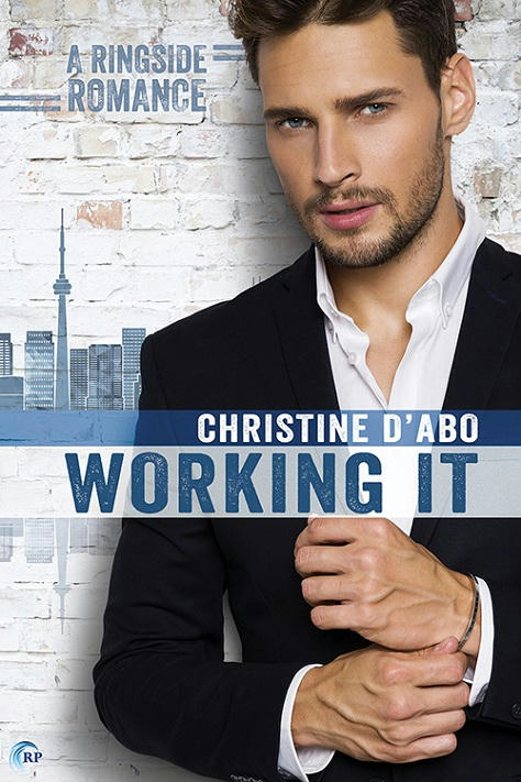 Christine d'Abo - Working It Cover