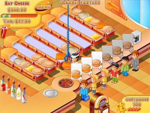 Stand O' Food ภาพตัวอย่าง 01