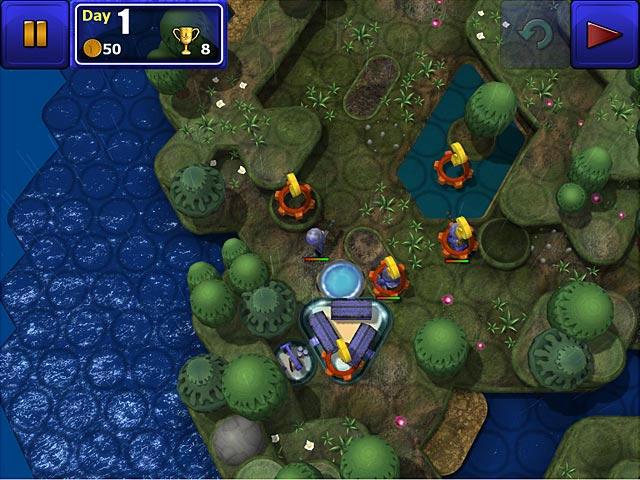 Great Little War Game ภาพตัวอย่าง 01