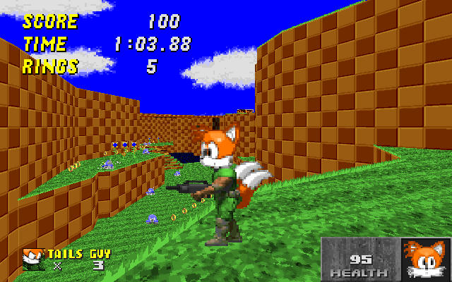 Doom 2 tails wad download