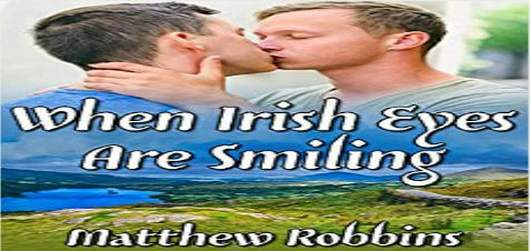 Matthew Robbins - When Irish Eyes Are Smiling Banner