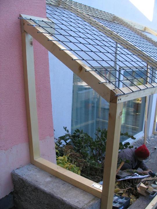 Bioscambio forum leggi argomento serra bioclimatica for Costruire serra legno
