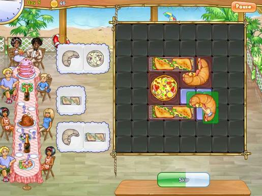 Pizza Chef 2 ภาพตัวอย่าง 02