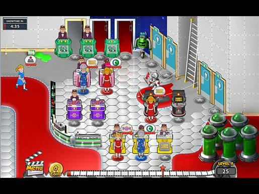 Megaplex Madness 2 - Summer Blockbuster ภาพตัวอย่าง 01