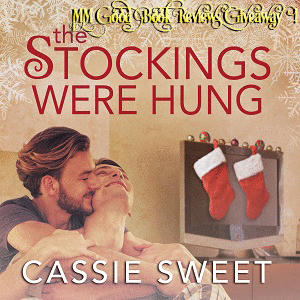 Cassie Sweet - The Stockings Were Hung Square gif