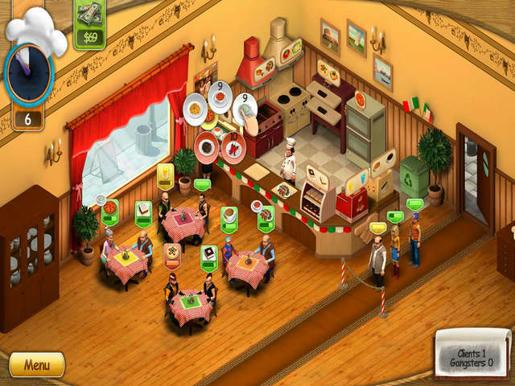 Diner Mania ภาพตัวอย่าง 01