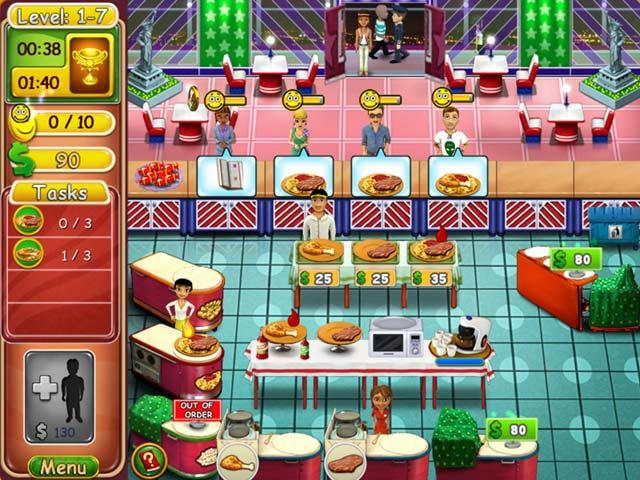 Burger Bustle - Ellie's Organics ภาพตัวอย่าง 02