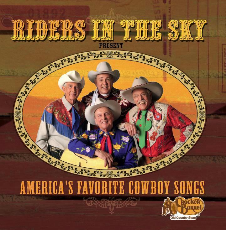 America's Favorite Cowboy Songs