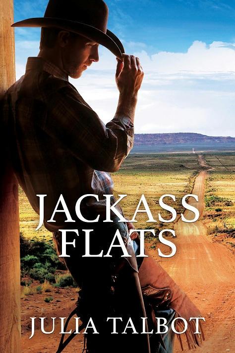 Julia Talbot - Jackass Flats Cover