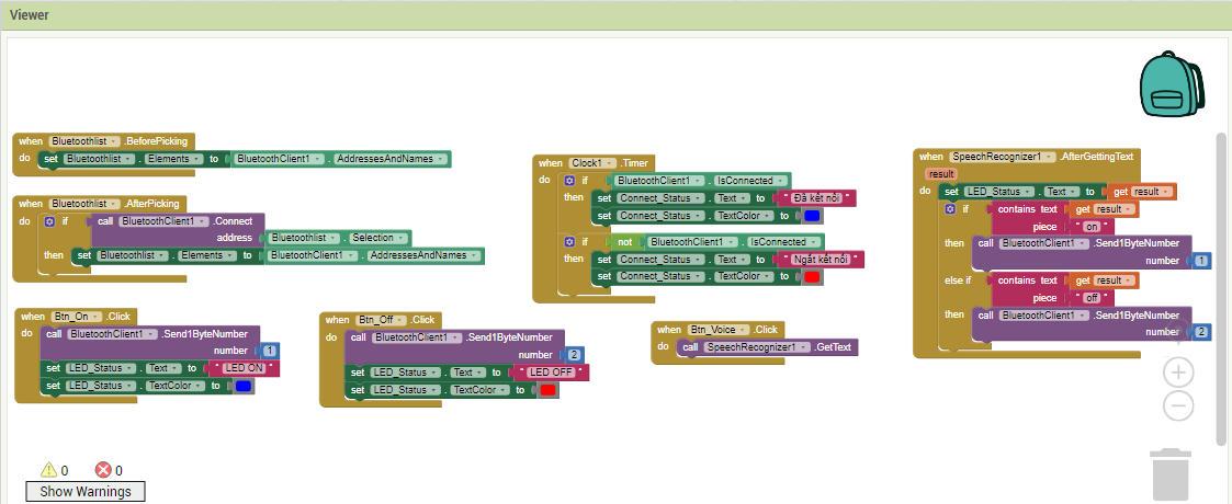Giao diện lập trình ứng dụng điều khiển thiết bị bằng giọng nói