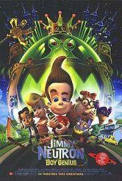 داستان انیمیشن جیمی نوترون: پسر نابغه Jimmy Neutron: Boy Genius - 2001