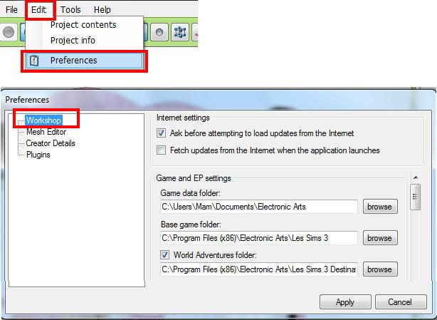 [Débutant] Manipuler TSRW - Convertir un fichier Sims3pack en fichier Package Sw6pzd4pbg2b2smzg