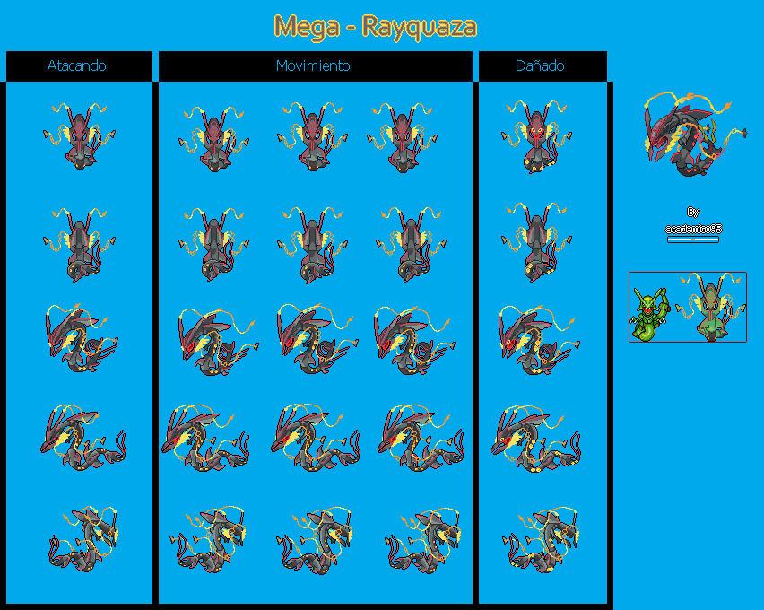 Pmd pokemon mega sprites images pokemon images for Gimnasio 8 pokemon reloaded