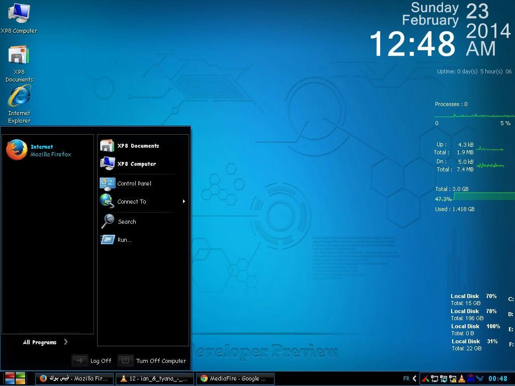 نسخة خطيرة Windows XP8 Cu6uyqnaglqp5ssfg