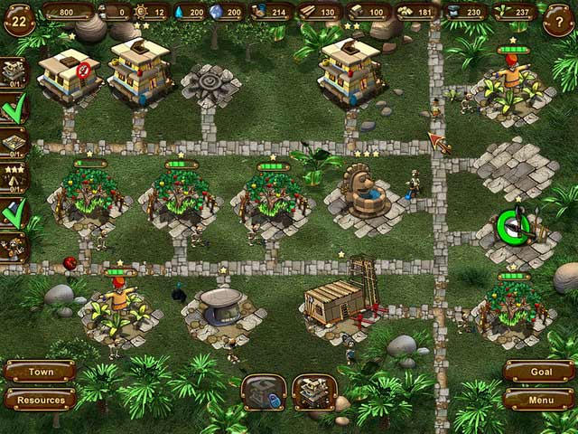 Aztec Tribe - New Land ภาพตัวอย่าง ๓