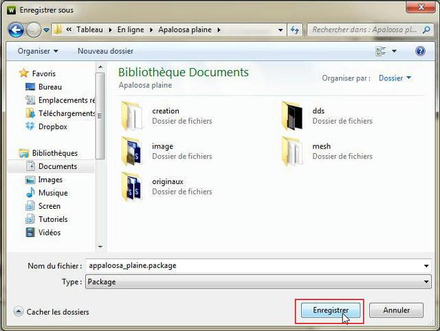 [Débutant] Manipuler TSRW - Convertir un fichier Sims3pack en fichier Package Cjy3nddlcy2x6uczg